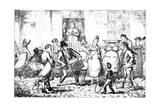 Les Savoyards  1818