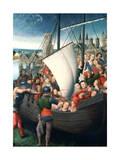St Ursula Shrine  Martyrdom  1489