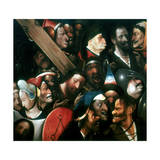 Carrying the Cross  C1480-1516