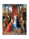 The Adoration of the Magi  15th Century