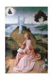 St John the Evangelist on Patmos  1504-1505