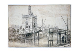The Bridge at Alkmaar  C1648-1682