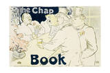 Irish and American Bar  Rue Royale - the Chap Book  1896
