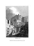 Edinburgh Castle  C1535-1570