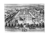 Burlington House  Piccadilly  Early 18th Century