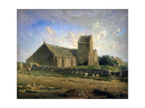 The Church at Greville  C1871-1874