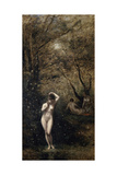 Diana Bathing  1873-1874