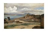 Ischia  Seen from Mount Epomeo  1828