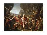 Leonidas at Thermopylae  5th Century BC