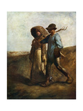 Going to Work  C1850-1851