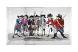 City Traind Bands  1789
