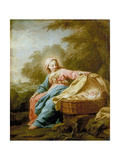 Rest on the Flight into Egypt  1756