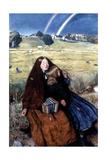 The Blind Girl  1856
