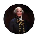Admiral Richard  Earl of Howe  1794