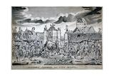 A Sudden Surprize to the City Militia  1774
