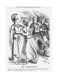 The Fenian-Pest  1866