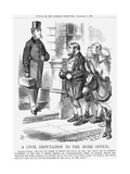 A Civil Deputation to the Home Office  1867