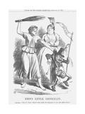 Erin's Little Difficulty  1865