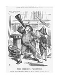 The Officious Passenger  1866