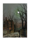 By the Light of the Moon  1882