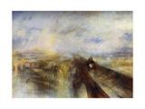 Rain  Steam and Speed - the Great Western Railway  C1844