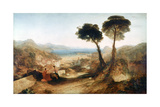 The Bay of Baiae  with Apollo and the Sibyl  C1823