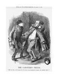 The Garotter's Friend  1862