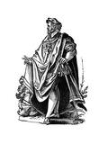 Knight Templar in Travelling Dress  16th Century
