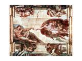 Creation of Adam  1508-1512