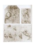 Horseman  1480-1481