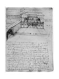 Plan for an Ideal City  1488-1490