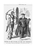 Oxford in the Future  or the New Freshman  1865