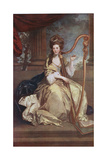 The Countess of Eglinton  C1720-1740