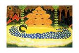 The Shroud, 1908 Giclée par Kazimir Malevich