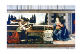 The Annunciation  1472-1475