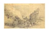 Easter Island  Religious Festival  1872