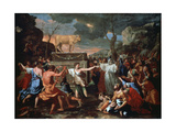 The Adoration of the Golden Calf  C1635