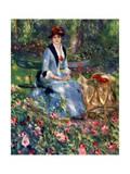 Dans Les Roses  1882