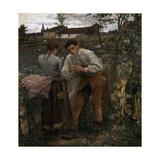 Rural Love  1882