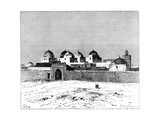 The Mosque of the Swords  Kairwan  C1890