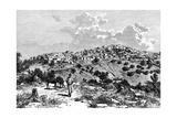 A Kabyle Village  North Africa  1895