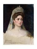 Tsarina Alexandra Fyodorovna  1907