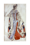 Sleeping Beauty  Ballet Costume Design  C1913