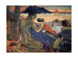 Te Vaa (The Cano)  1896