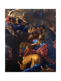 The Apparition of the Virgin to St James the Great  C1629-1630