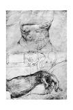 Studies for the Ceiling of the Sistine Chapel  Rome  1913