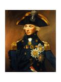 Rear Admiral Sir Horatio Nelson  1798-1799