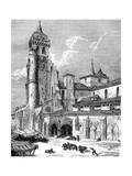 Monasterio De Las Huelgas  Burgos  Spain  19th Century