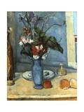 Le Vase Bleu, 1889-1890 Giclée par Paul Cézanne