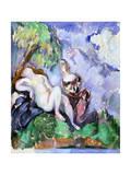 Bethsabee, 1885-1890 Giclée par Paul Cézanne